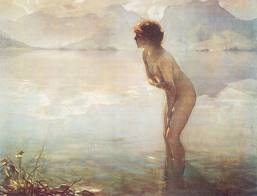 September Morn - Paul Émile Chabas